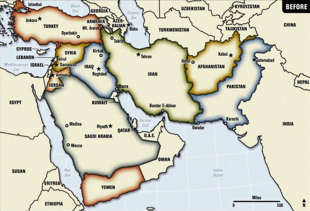 Tensione tra Usa e Iran